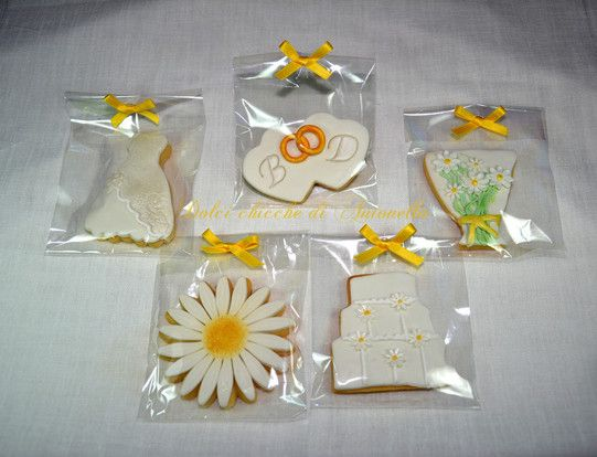 COOKIES WEDDING -www.dolcichicchediantonella.com