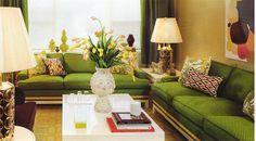 Come disinfettare il divano in tessuto?