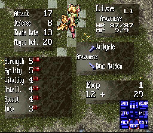 Seiken Densetsu 3 Part #1 - An Empire Unacquainted with Defeat