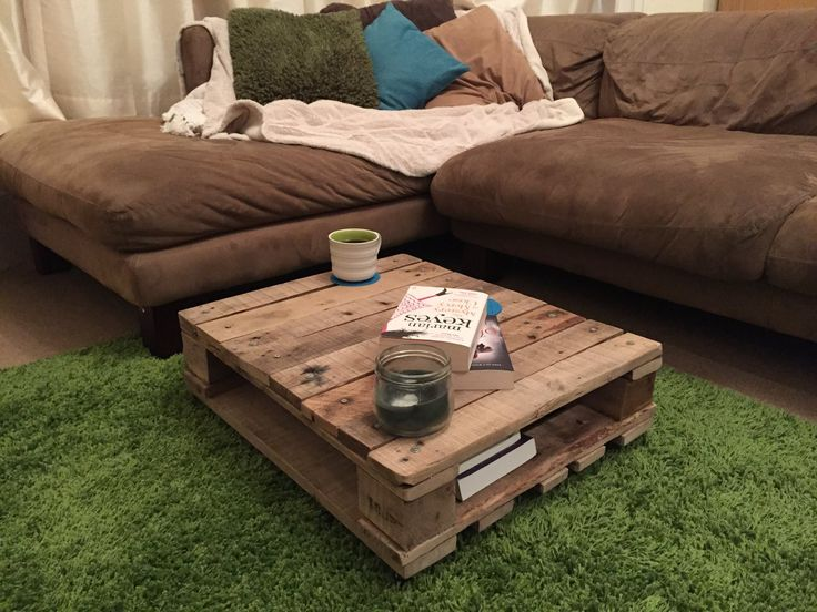'Mini Tea' - £60.00 Compact coffee table, tea stained with screw and washer finish. Completed with wheels and underneath storage space for books and magazines etc. Contact us via email palletpossessions@gmail.com to arrange delivery #pallets #diy #lounge #furniture #bournemouth #palletfurniture #recycled #storage #palletwood #upcycled #coffeetable #candles #teastained #preserved