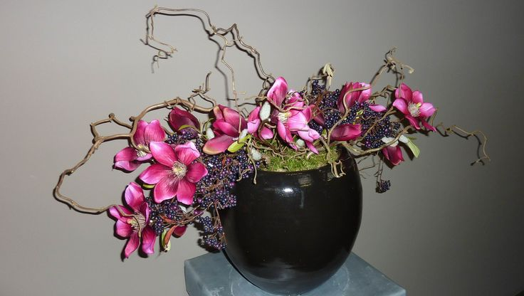 afbeelding Zijde bloemen & Planten