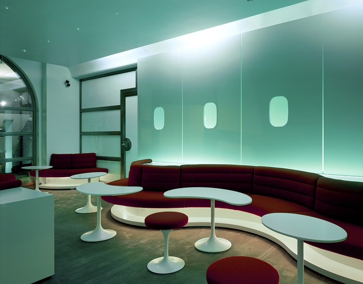 Wings Airline Bar Zurich Switzerland 2009 Studio Forma
