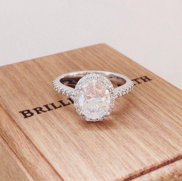 Brilliant Earth Diamond Ring