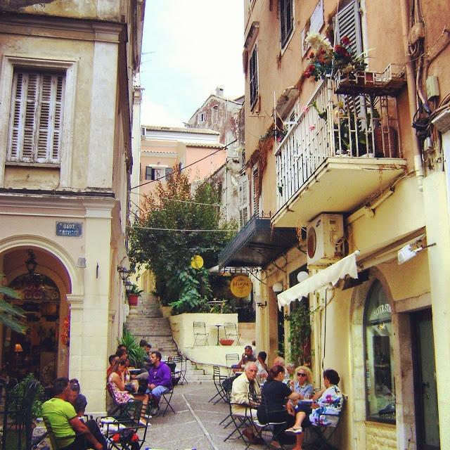 Corfu - Instagram voyage