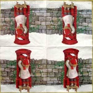 Boże Narodzenie - 5795 - Serwetki do decoupage i hurt