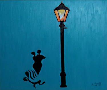 Amor November,2014 50 cm x 60 cm  Oil on Canvas.