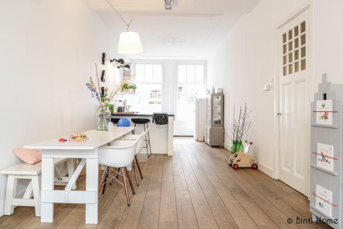 Portes ouvertes : une maison familiale à Amsterdam