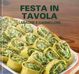 Festa in tavola – Lasagne e cannelloni