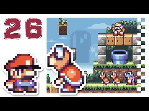 COOL PIXEL ART! - Super Mario World - Timelapse, Speedpaint, Tutorial - YouTube