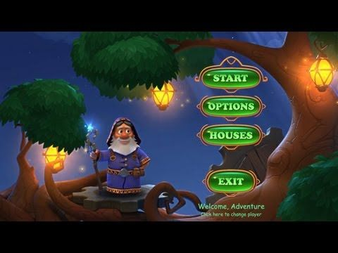 Download: http://www.youtube.com/watch?v=QhaQGqzhxJA  Magic Time PC Game, Match 3 Games. Rebuild house, ruined by a strong wind! Your house was ruined by very strong wind, you must collect rubish, gain energy in the forest and restore your beautiful home! Download Magic Time Game for PC for free!