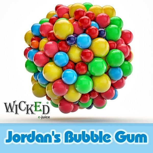 "Jordan's Bubble Gum: Looking for something completly different? Try our Jordans Bubblegum e Juice and let childhood memories of chewing bubblegum come flooding back. Sit back, close your eyes and imagine yourself blowing bubbles once again! Get 10% off your first order across all products when you buy online at http://www.healthiersmoker.ie please use discount code: ""pinterest"" at the checkout!"