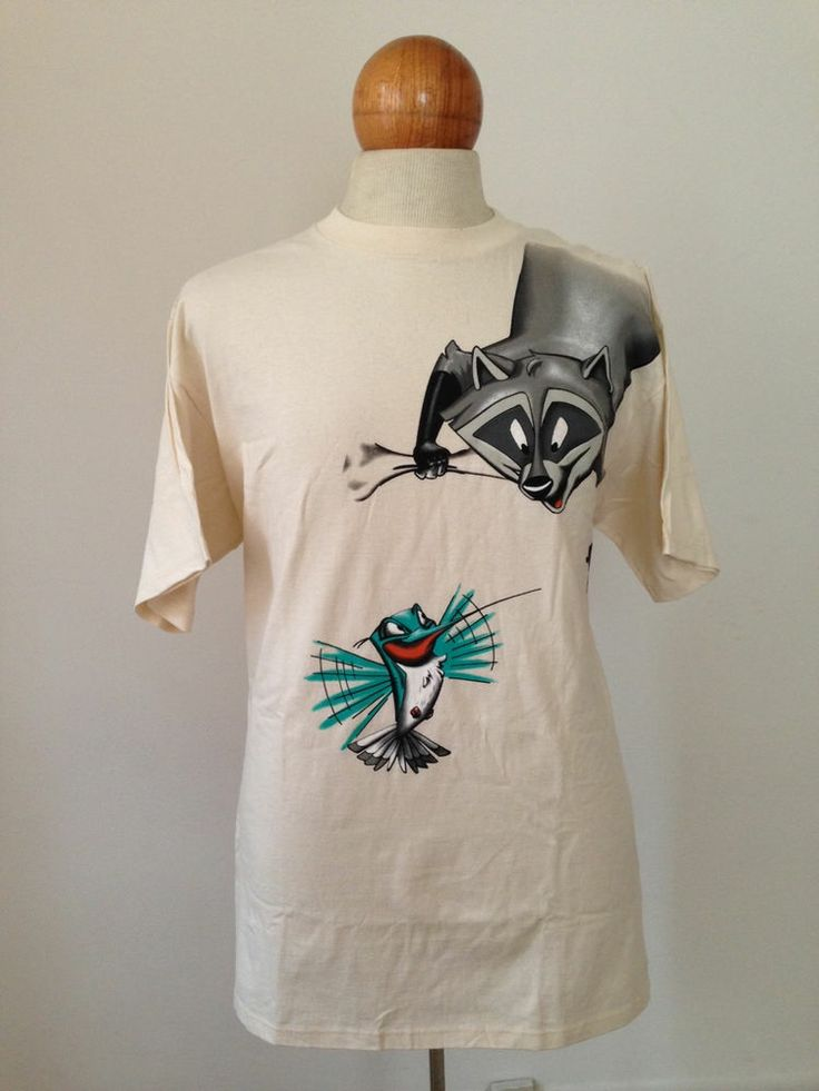 Pocahontas Double Sided Adult Xl T Shirt Meeko Flit Nos