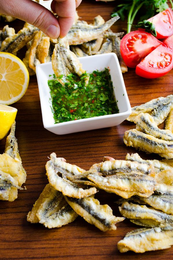 how to make fish sauce with anchovies