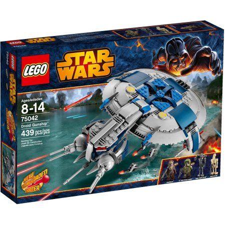 Lego Star Wars Droid Gunship Play Set, Multicolor