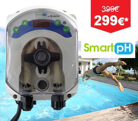 Bomba dosificadora peristáltica Smart pH