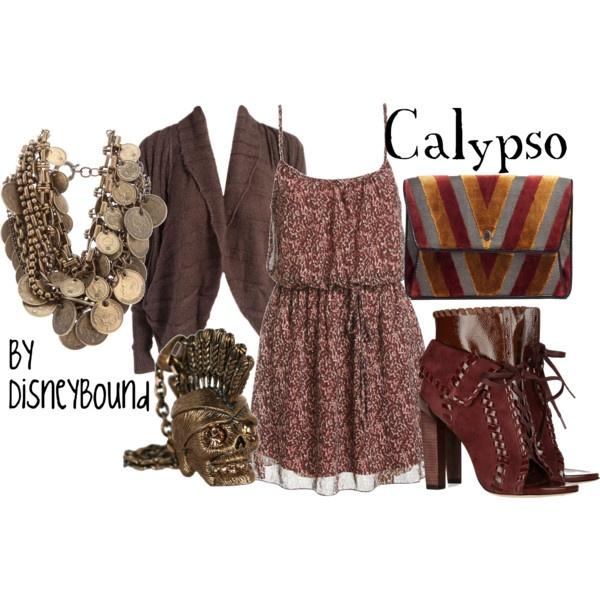 Calypso by Disneybound