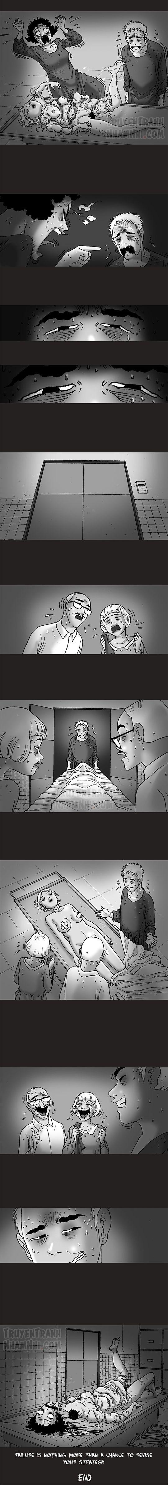 Silent Horror chap 229: Làm đẹp tử thi