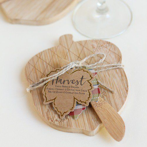 022bbeb3047a0 Acorn Shaped Cheeseboard and Spreader in 2019   Bridal shower   Baby ...