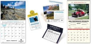 Calendars & Planners, Custom Imprinted Promotional   Promotional Products by Promoz