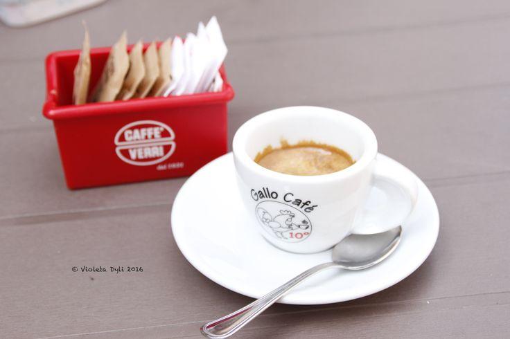 Caffe espresso del bar