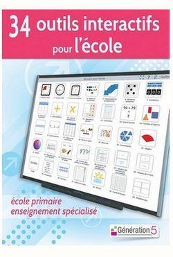 Outils interactifs pour TBI en Français et Maths