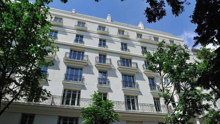 Boulevard Morland - Paris