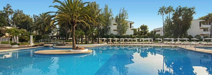Aparthotel mallorca iberostar ciudad blanca all inclusive alcudia family hotels - Piscina coberta l alcudia ...