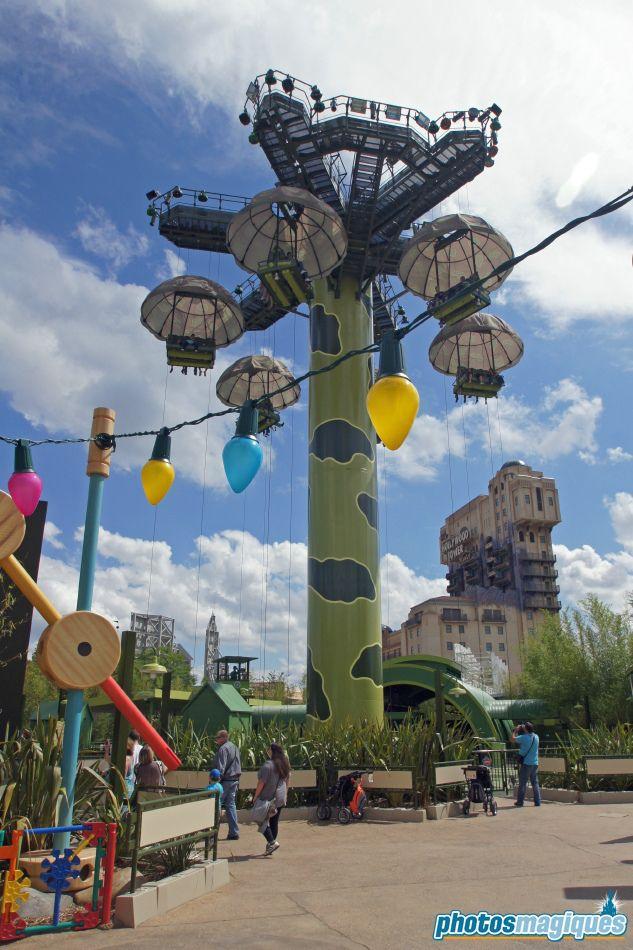 Toy Soldiers Parachute Drop 94 best Disneyland