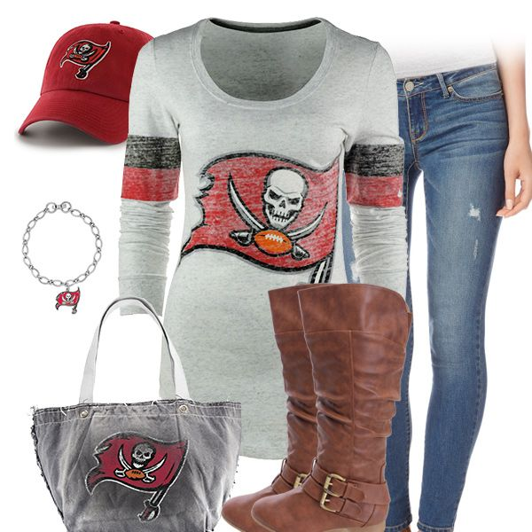 Tampa Bay Buccaneers Outfit