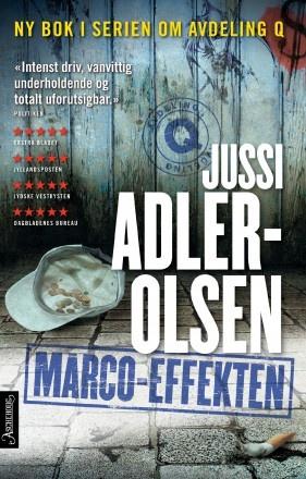 Marco - effekten. En ny god bok av Jussi Adler-Olsen