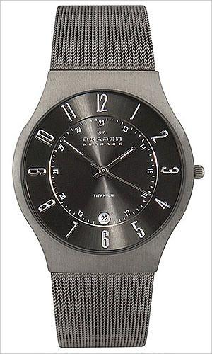 【楽天市場】スカーゲン腕時計[SKAGEN SKAGEN 腕時計 スカーゲン 時計 ]チタニウム[チタン]メンズ時計233XLTTM[プレゼント/ギフト/お祝い]:ハイブリッドスタイル