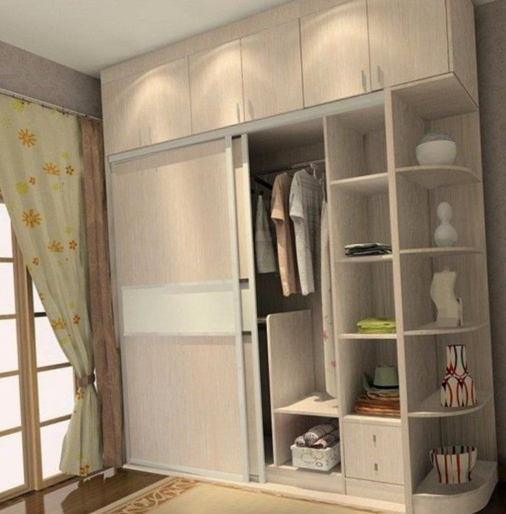 17 Best Ideas About Cupboard Design For Bedroom On