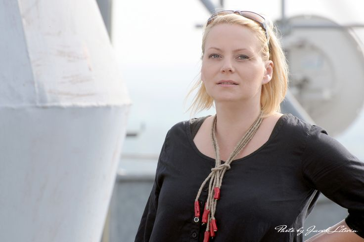 AFRYKAŃSKI SZYK - Modelka & Make up: Katarzyna Rostkowska Fot. Jacek Litwin