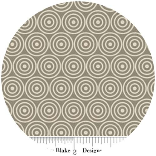 Zoe Pearn Designs Alphabet Soup, Circles Gray