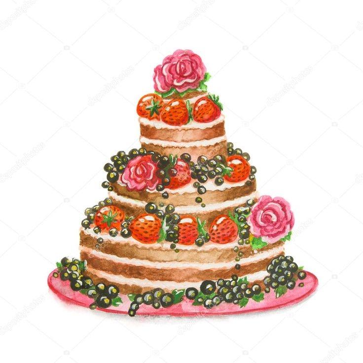 Výsledek obrázku pro malované dorty