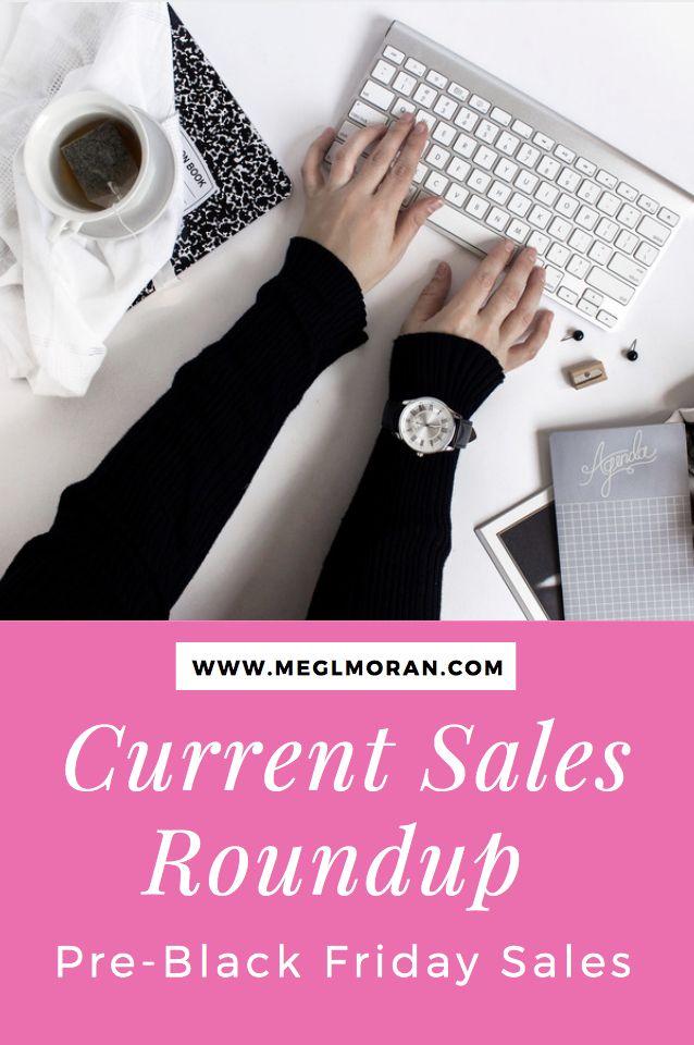Current Sales Roundup
