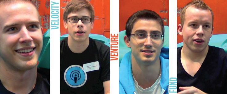 Video interviews with our Fall 2012 VeloCity Venture Fund winners! [Blog]