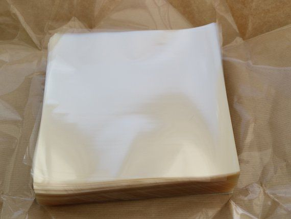 for wrapping soap Plastic paper cellophane sheets candles /& other craft ideas