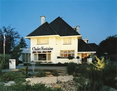 Chalet Fontaine - Top Trouwlocaties - Kaatsheuvel, Noord-Brabant #trouwlocatie #trouwen #feestlocatie