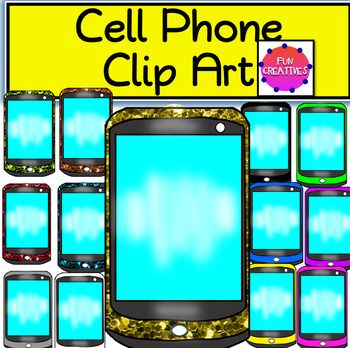 This great set of Cell Phone clip art is perfect for a range of resources and products to sell. * words can be written in the middle * images can be inserted. * good for crafts * Social Studies * Life Skills etc Included: 13 Colored clips in png format 1 Black and White in png format
