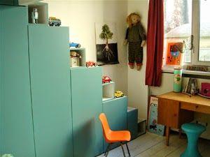 Karine Herz - Home designer: Chambre