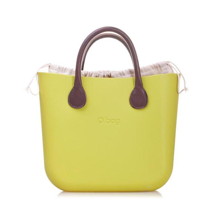 Obag Mini Limonkowa | Obag Mini Lime