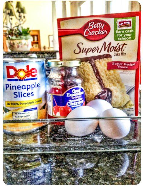Pineapple Upside-Down Cake by sallysbakingaddiction.com