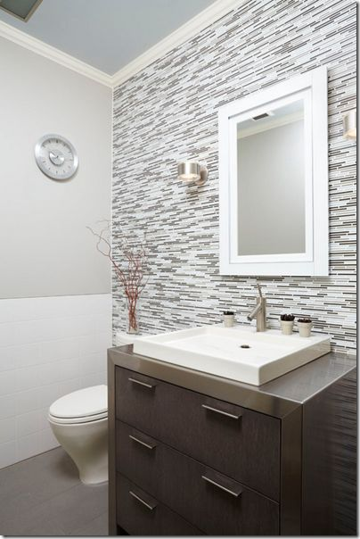 High Quality LEED Led Summit Splendor   Contemporary   Bathroom   Minneapolis    Ingrained Wood Studios: The Lab
