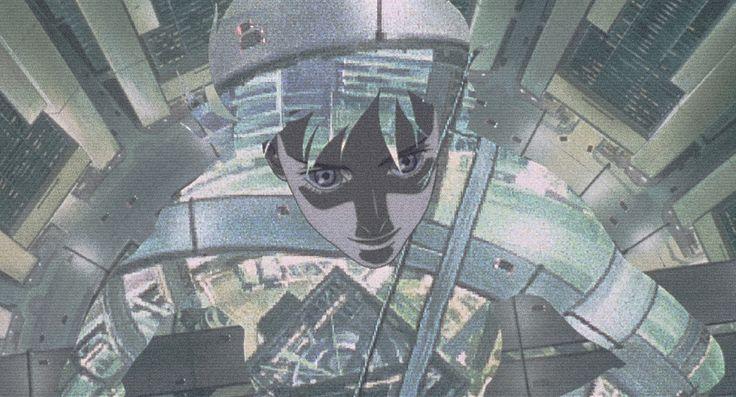 Mamoru Oshii, Ghost in the Shell (1995)