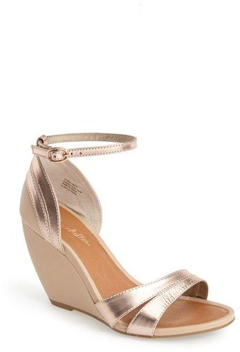 Seychelles 'Like You Mean It' Ankle Strap Sandal (Women)