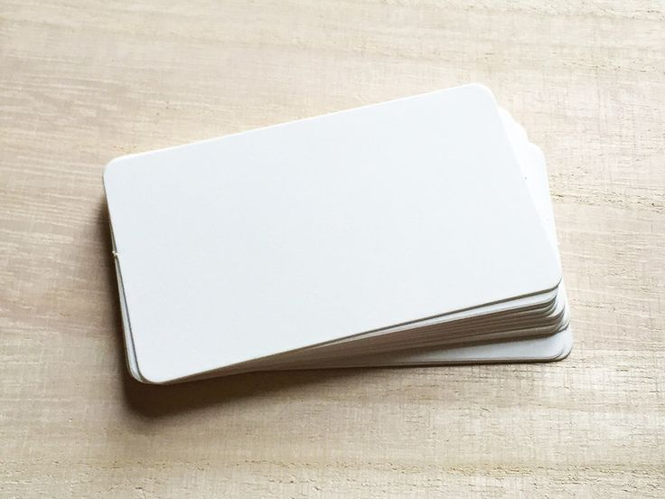Более 25 лучших идей на тему «Blank Business Cards» на Pinterest - blank business card template