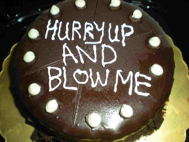 32 Pretty Picture Of Funny Birthday Cake Pictures With Images