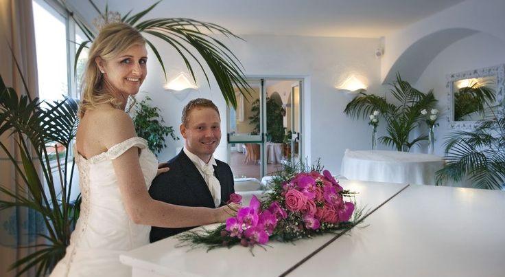Sposi al pianoforte - Hotel Gabbiano Azzurro