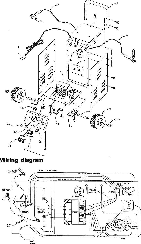 50 Miller Bobcat 225 Parts Diagram Ov7p Di 2020